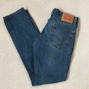 511 LEVI'S Straight Leg Jeans Size W30 L32
